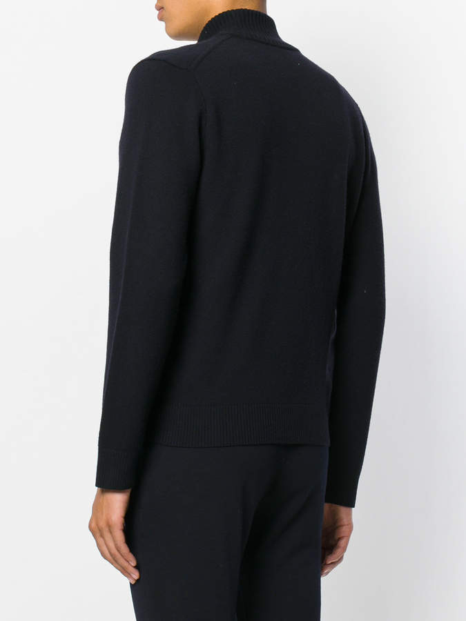 Z Zegna zipped jacket