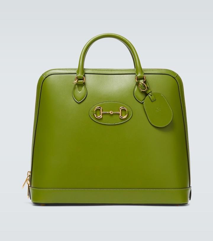 Gucci Exclusive to Mytheresa Horsebit 1955 duffel bag