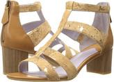 Johnston & Murphy Kallie Back Zip Sandal