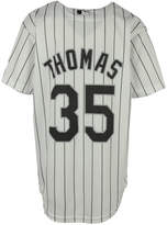 Majestic Frank Thomas Chicago White Sox Player Replica Cb Jersey, Big Boys (8-20)