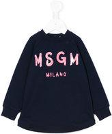 MSGM branded dress