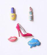 Beauty Accessory Enamel Pin Set