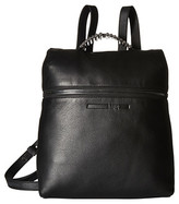McQ by Alexander McQueen Smooth Leather Backpack