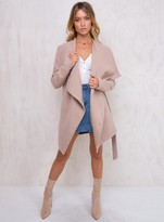 The Margaux Wrap Coat