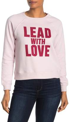 Rebecca Minkoff Lead with Love Pullover