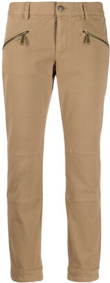 DSQUARED2 crop skinny trousers