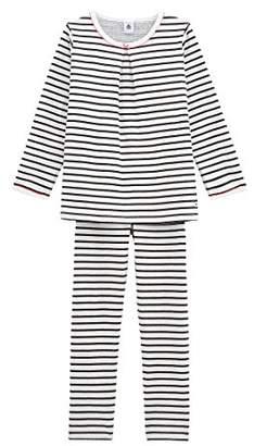 Petit Bateau Girl's Pyjama_4575201 Sets
