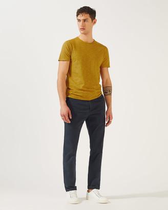 Jigsaw Garment Dye Slim Fit Stretch Chinos