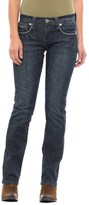 Stetson No. 541 Stovepipe Straight-Leg Jeans (For Women)