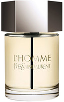 Yves Saint Laurent L'Homme Eau de Toilette Spray 100ml
