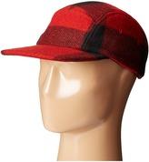 Filson 5-Panel Wool Cap Caps