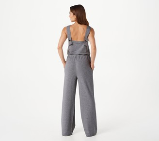 Barefoot Dreams Luxe Lounge Wide-Leg Jumpsuit