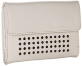 Nixon Bass Bi-Fold Wallet (White) - Bags and Luggage