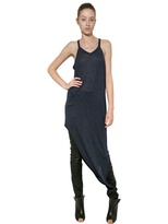 Maison Martin Margiela Viscose Jersey Two In One Dress/Top