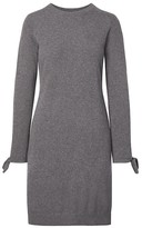 Banana Republic Italian Superloft Tie-Sleeve Sweater Dress
