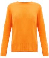 The Row Sibel Wool-blend Sweater - Womens - Orange
