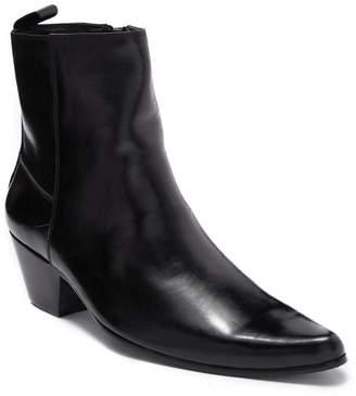 MAISON FORTE Katana Leather Boot