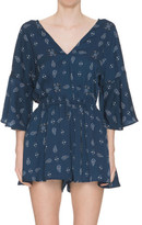 The Fifth Label Midnight Sky Playsuit