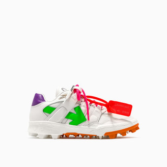 Off-White Leather Mountain Sneakers Owia258f20lea001