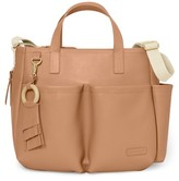 Skip Hop Infant Greenwich Simply Chic Diaper Tote - Brown