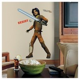 Star Wars RoomMates Rebels Ezra Peel and Stick Giant Wall Decals