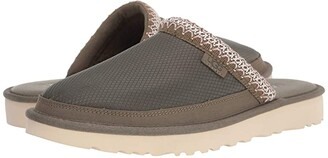 UGG Tasman Slip-On ULD Mono (Moss Green) Men's Shoes
