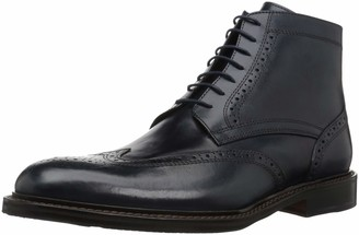 Bugatchi Men's Lace Up Boot Ankle