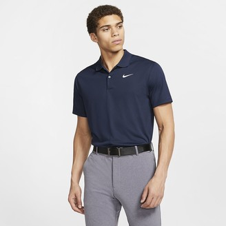 Nike Mens Golf Polo Dri-FIT Victory