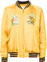 Doublet - embroidered jacket - men - Rayon - M