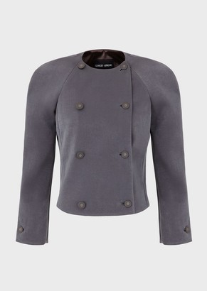 Giorgio Armani Double Breasted Jackets
