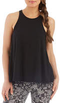Free People Ribbed Drape Tank