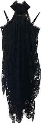Asilio Black Lace Dress for Women