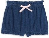 Splendid Indigo Bloomer Shorts (Baby Girls)