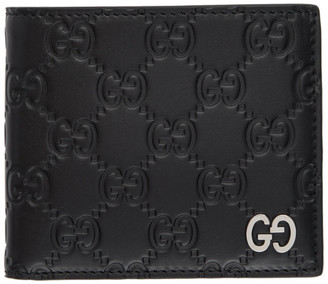 Gucci Black Signature Wallet