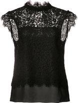 Rachel Zoe lace blouse