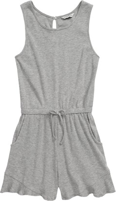 Habitual Wendy Ribbed Romper