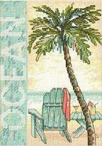 Dimensions Dimensionss Needle Crafts Counted Cross Stitch, Ocean