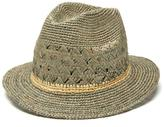 Mar y Sol Avery Crocheted Fedora