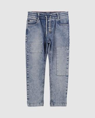 Little Marc Jacobs Denim Trousers - Kids