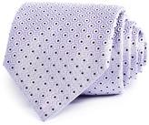 Canali Silk Geometric Dot Classic Tie