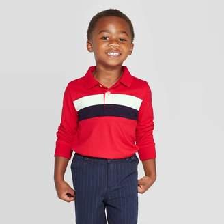 Osh Kosh Toddler Boys' Long Sleeve Stripe T-Shirt -