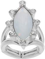 JLO by Jennifer Lopez Marquise Stretch Ring