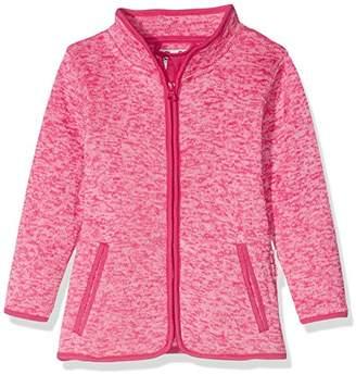 Playshoes Girl's Knitted Fleece Jacket,(92)