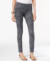 MICHAEL Michael Kors Thora Printed Leggings