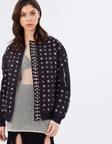 Asilio Heart Of Holes Bomber Jacket