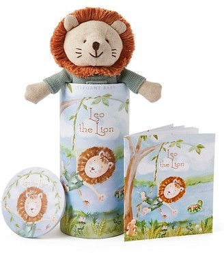 Elegant Baby Lion Toy