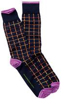 Robert Graham Virarini Crew Socks