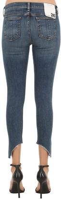 Rag & Bone Skinny Capri Cropped Denim Jeans
