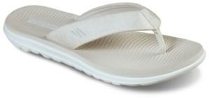 Skechers Women's On The Go Nextwave Ultra - Timeless Flip-Flop Sandals from Finish Line