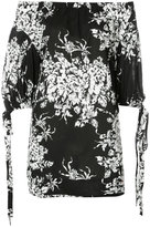 Sonia Rykiel floral beach dress